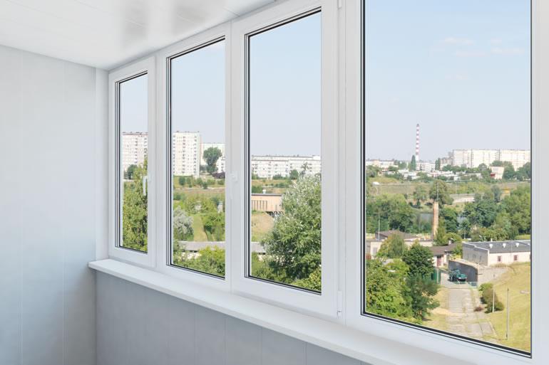 Vantagens das janelas em alumínio