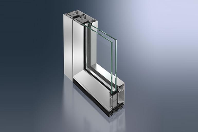 Caixilharias em alumínio para portas, janelas e marquises em Torres Vedras